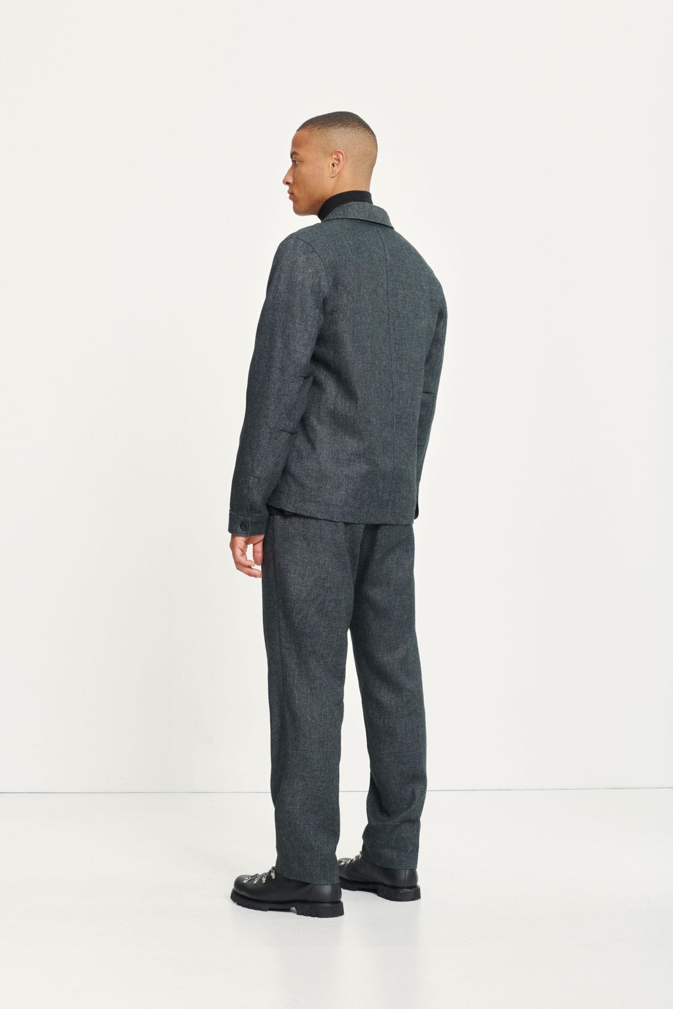 New worker jacket 12973