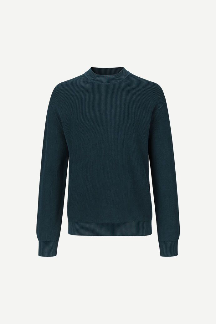 Jamie crew neck 11514, SKY CAPTAIN
