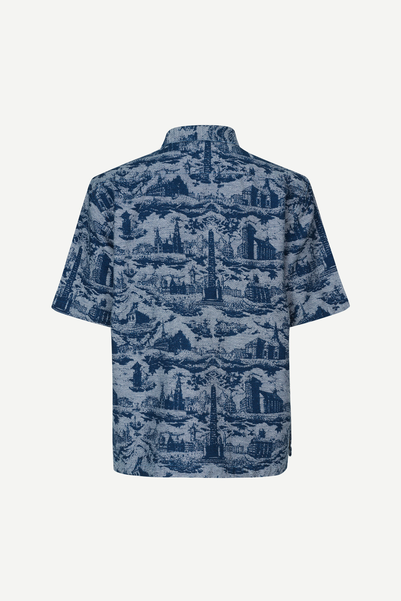 Ayo P Shirt 13144, SKY CITY OF TOWERS