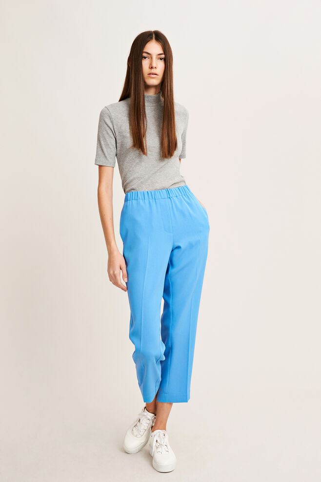 Hoys pants 9711, SILVER LAKE BLUE
