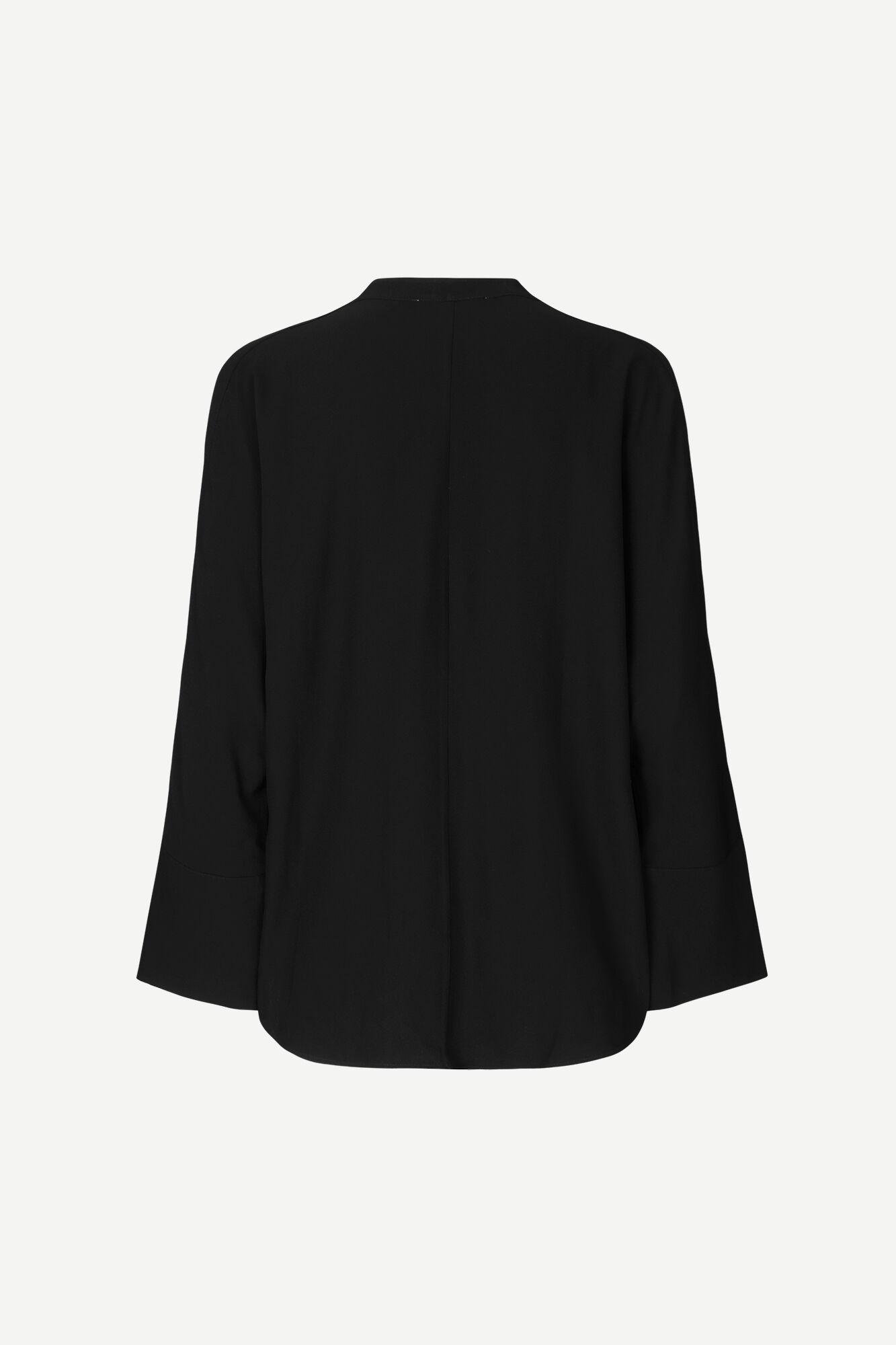 Emmu blouse 12998, BLACK