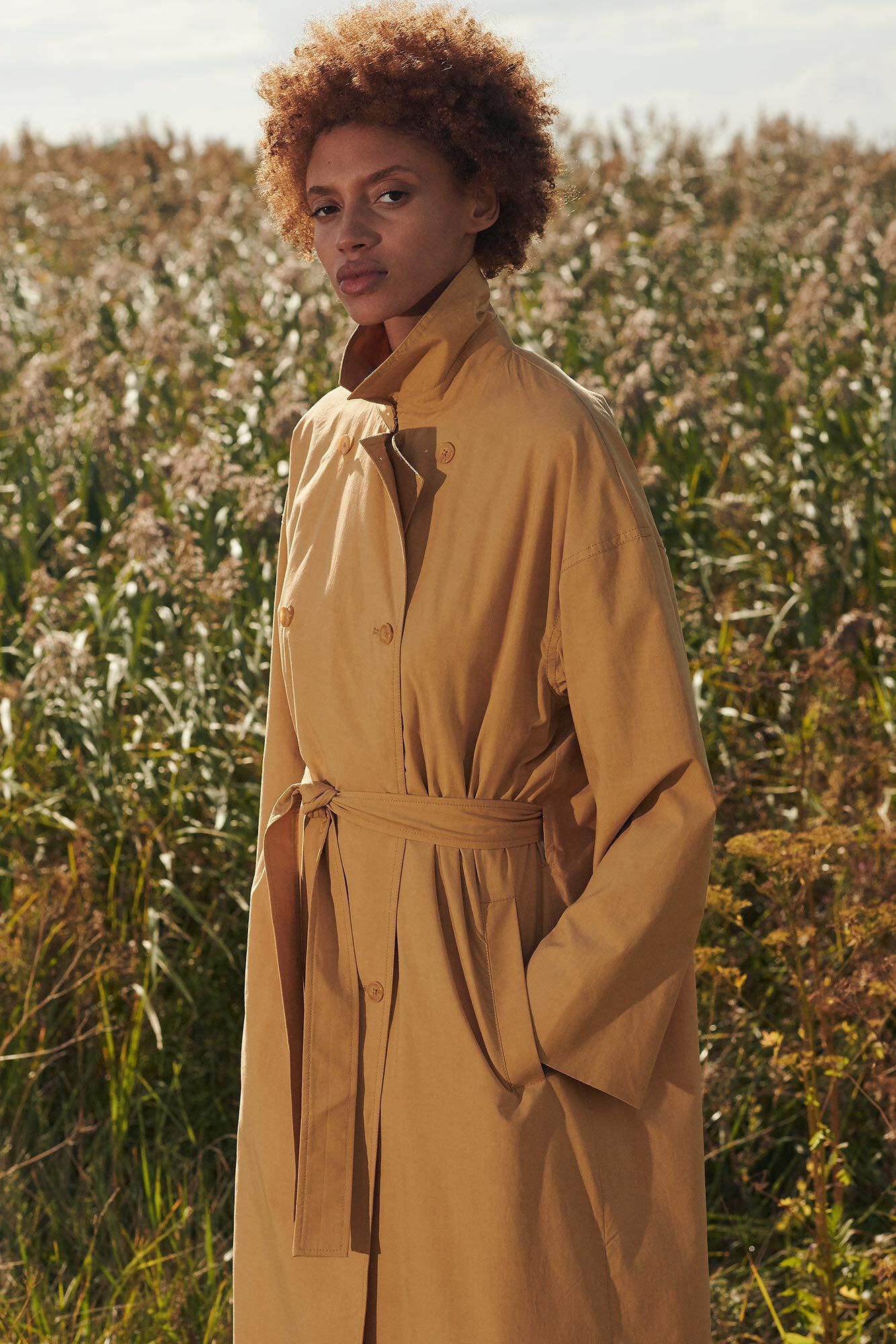 Lucille trenchcoat 13152