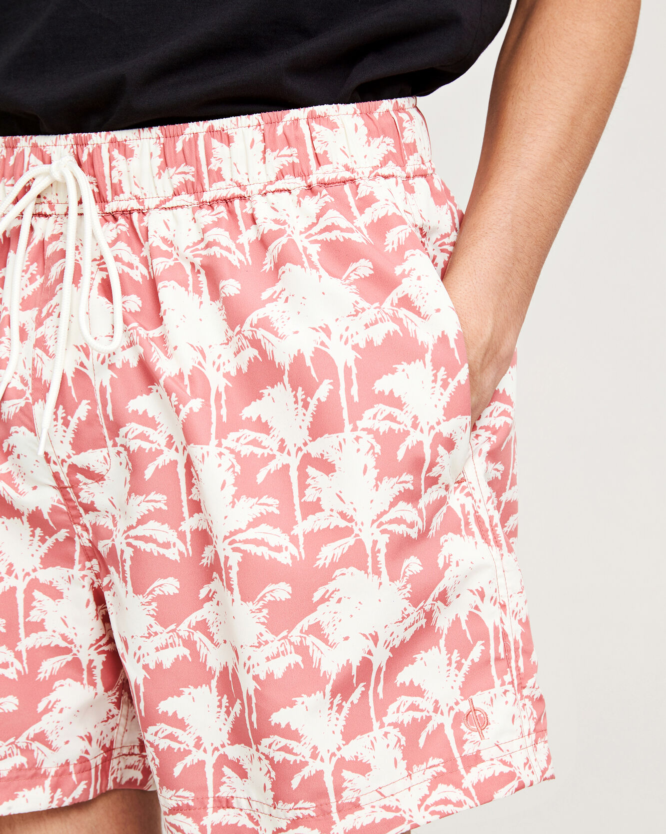 Mason swim shorts aop 6956, ROSE PALMIER AOP
