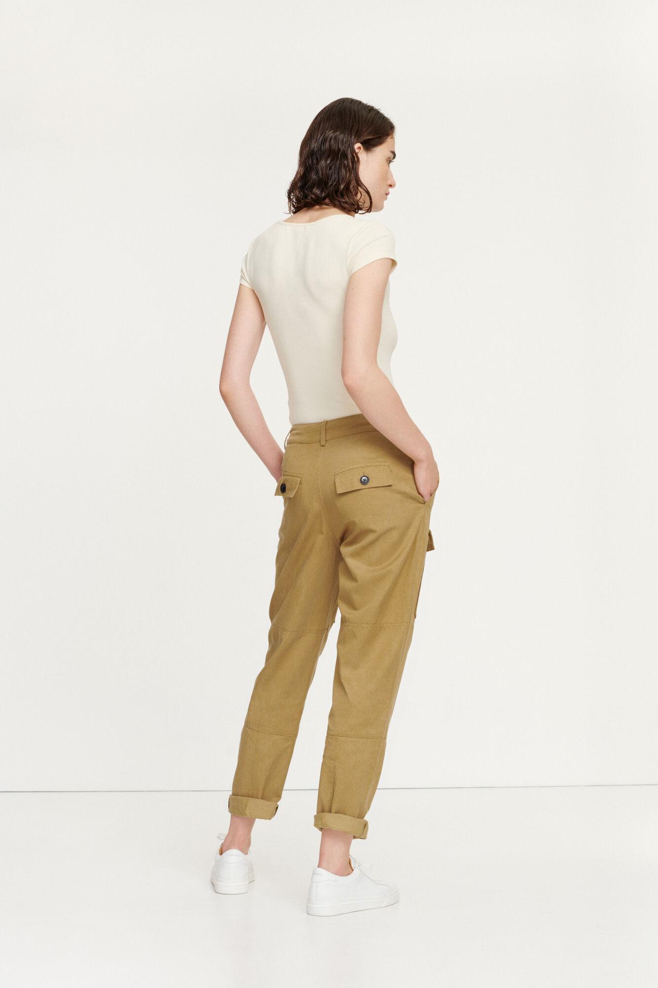 Sukari trousers 11531, DIJON