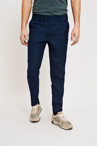 Laurent pants fold up 6567