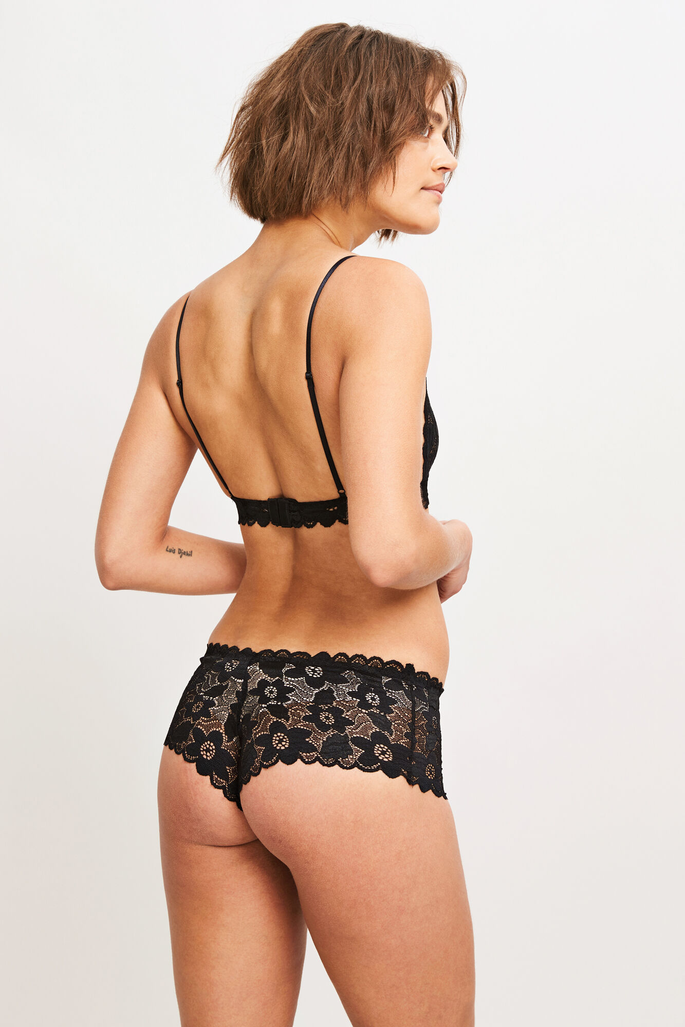 Marilyn panties 6356, BLACK