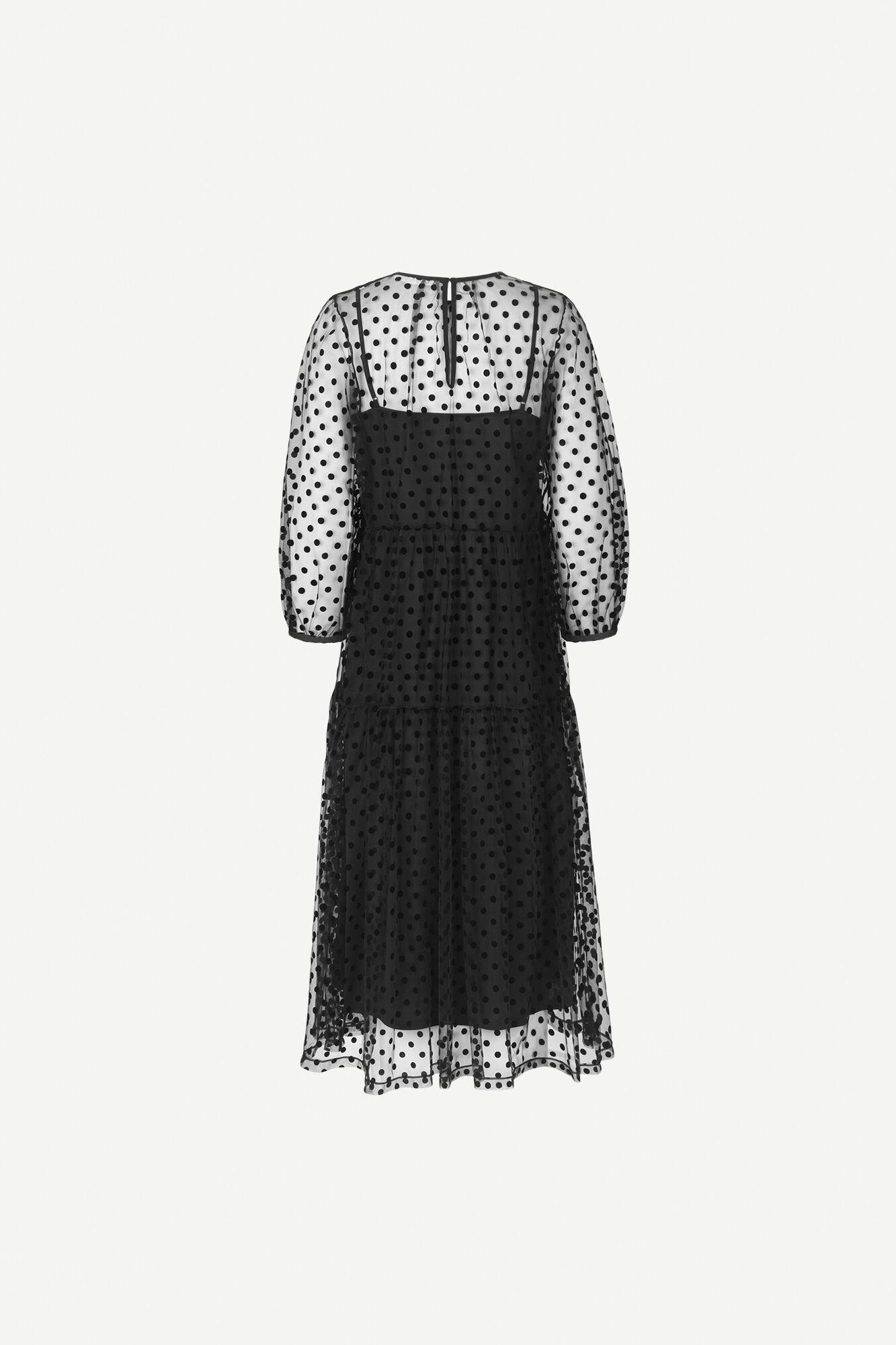 Madie dress 12818, BLACK