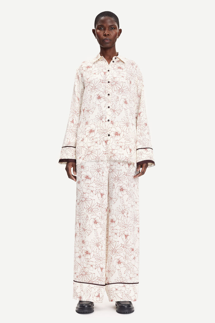 Silje trousers aop 12887 image number 0