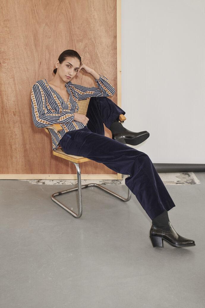 Cindy blouse aop 10056