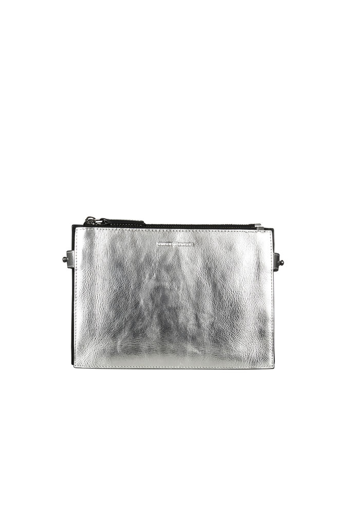 Ruby shoulder bag 9330, SILVER