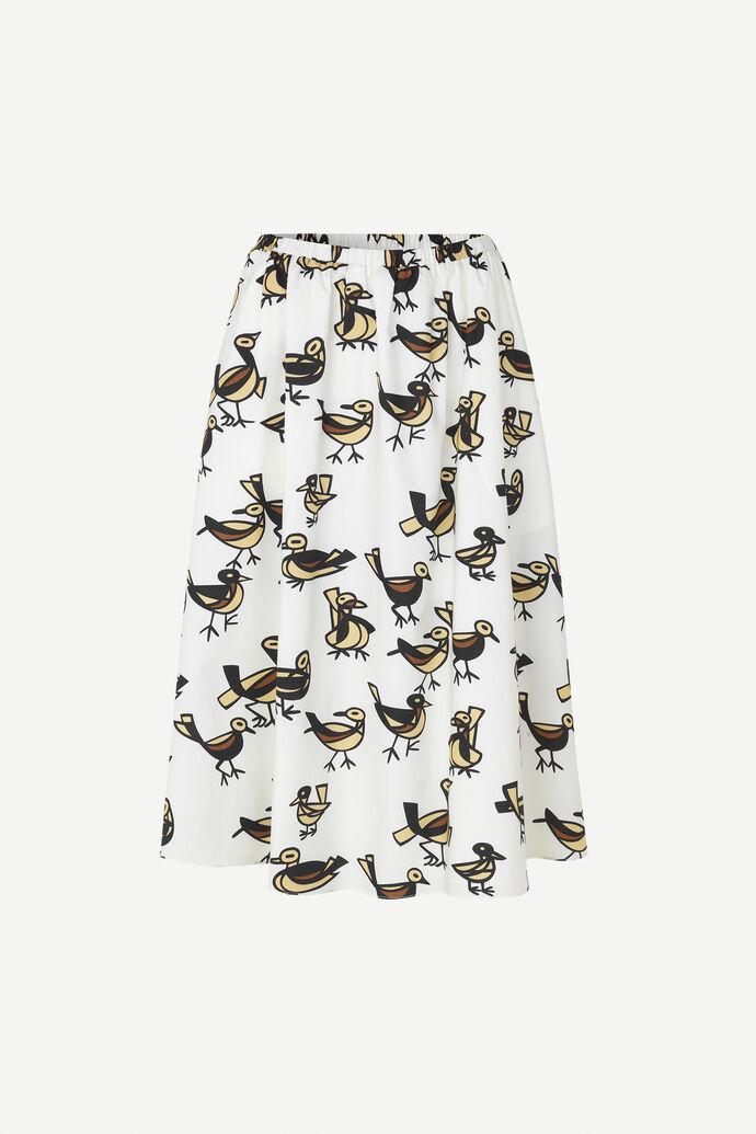 Katla skirt aop 11332, LOVEBIRDS