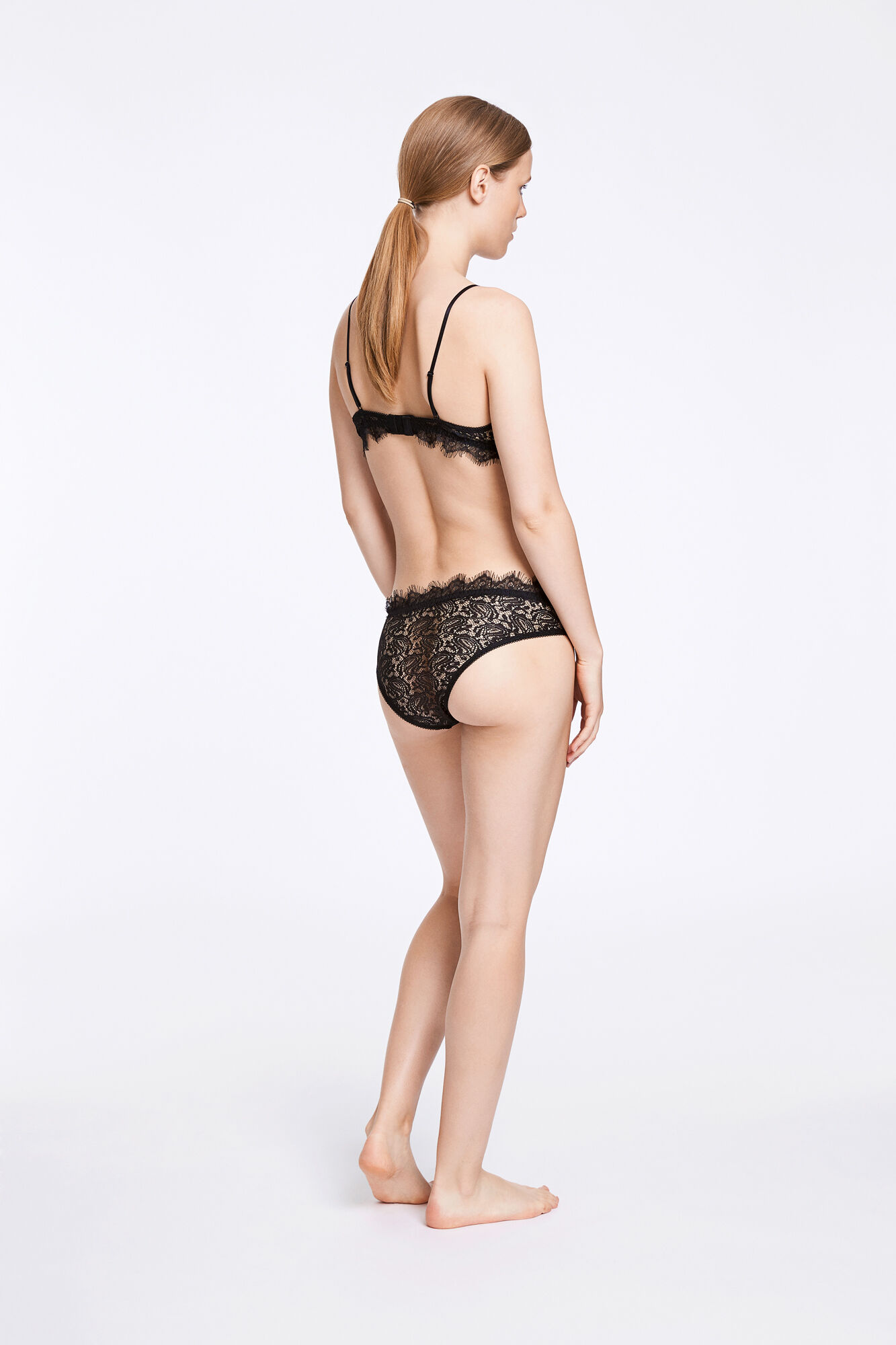 Miranda panties 8317, BLACK