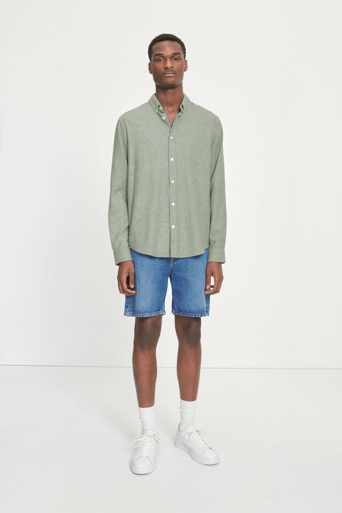 Liam BX shirt 14039, SEAGRASS