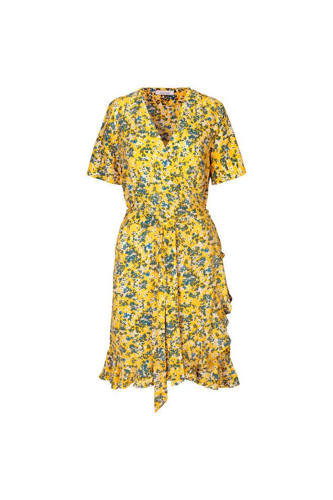 Limon ss dress aop 6515, SOLEIL JARDIN