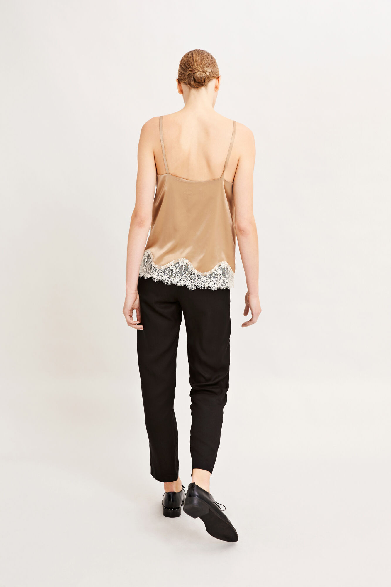 Lotus top 9697, LIGHT KHAKI