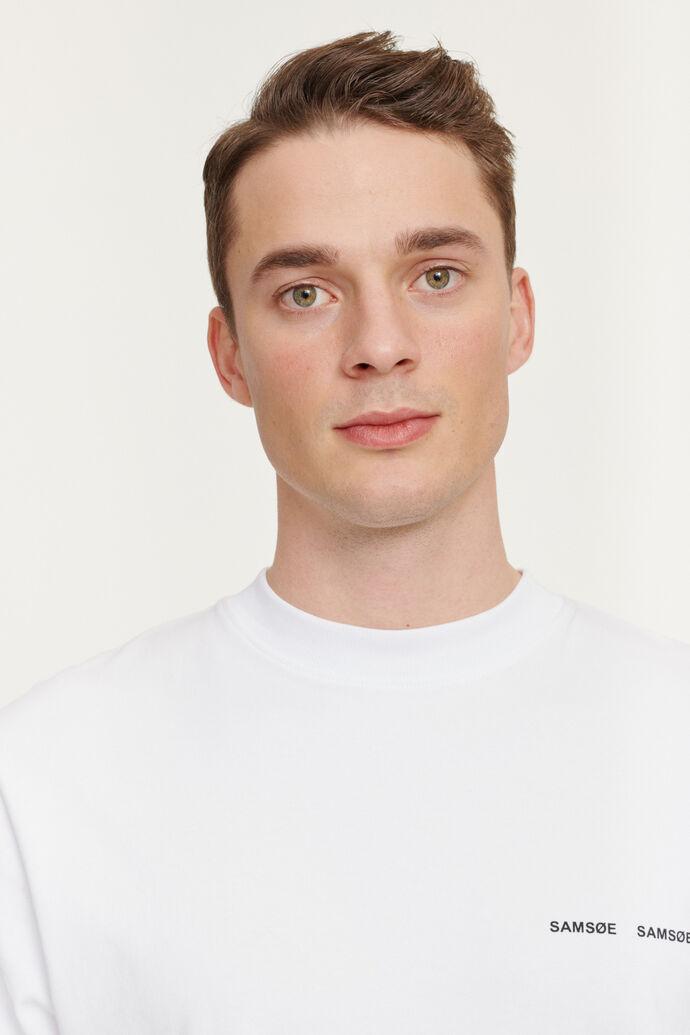 Norsbro t-shirt 6024, WHITE