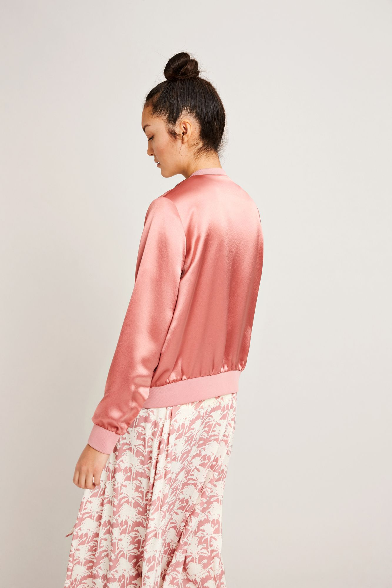 Cara cardigan 7945, DUSTY ROSE