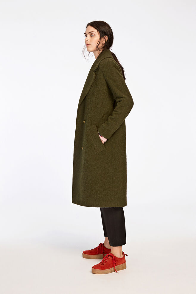 Winifred jacket 8261, AVOCADO