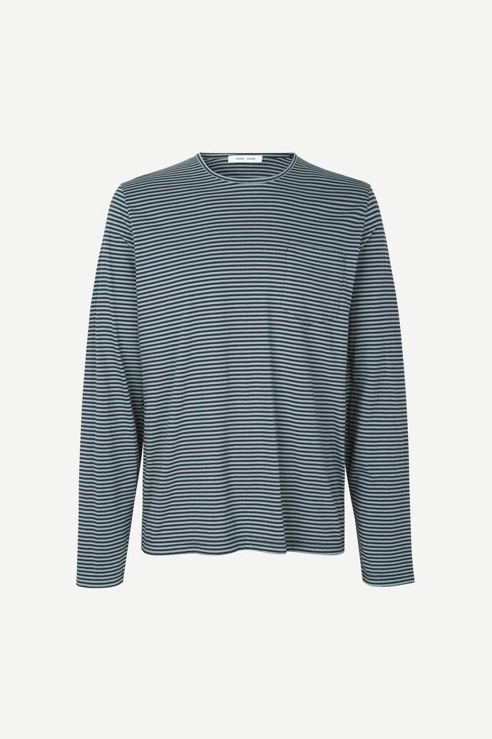 Finn t-shirt ls st 11568, SAGEBRUSH GREEN ST.