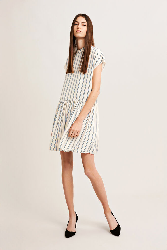 Jardin short dress aop 9710, WHITECAP ST