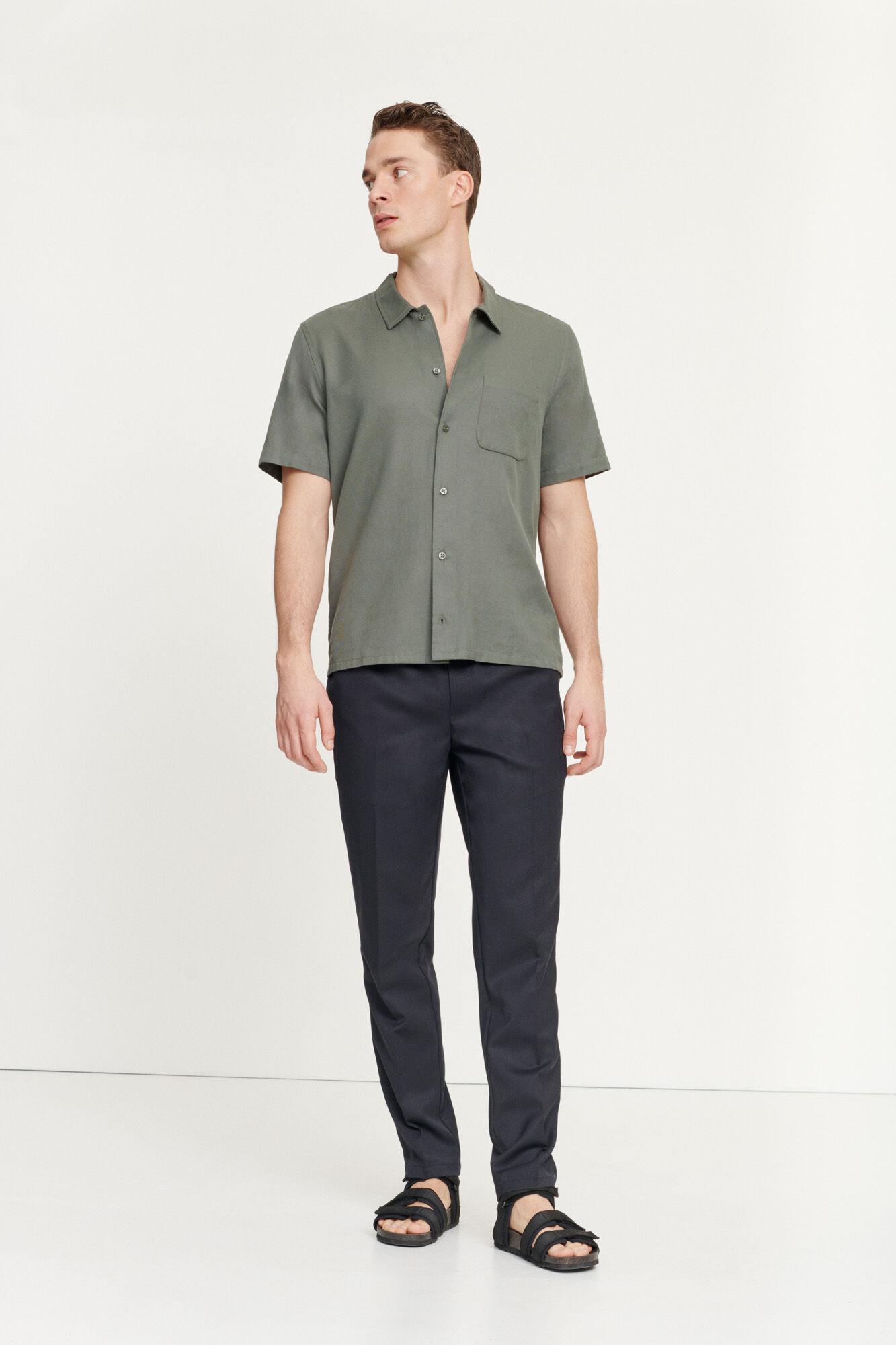 Avan JF shirt 11018, THYME