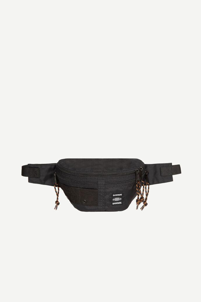 E Waist Bag 13052, BLACK