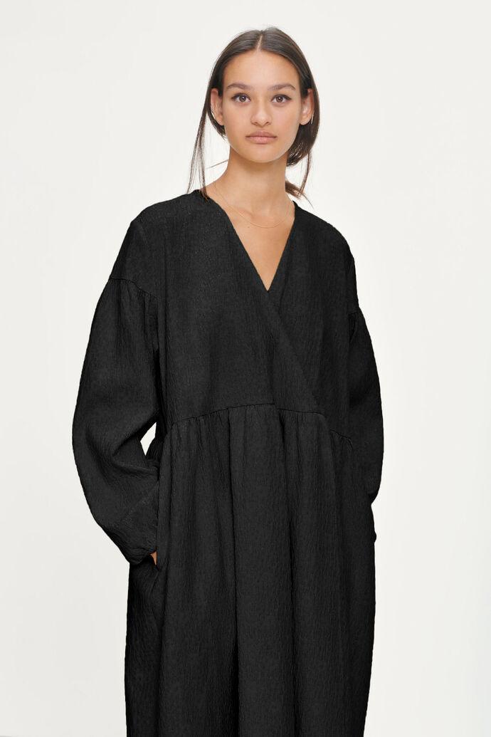 Jolie dress 11402, BLACK FLOWER