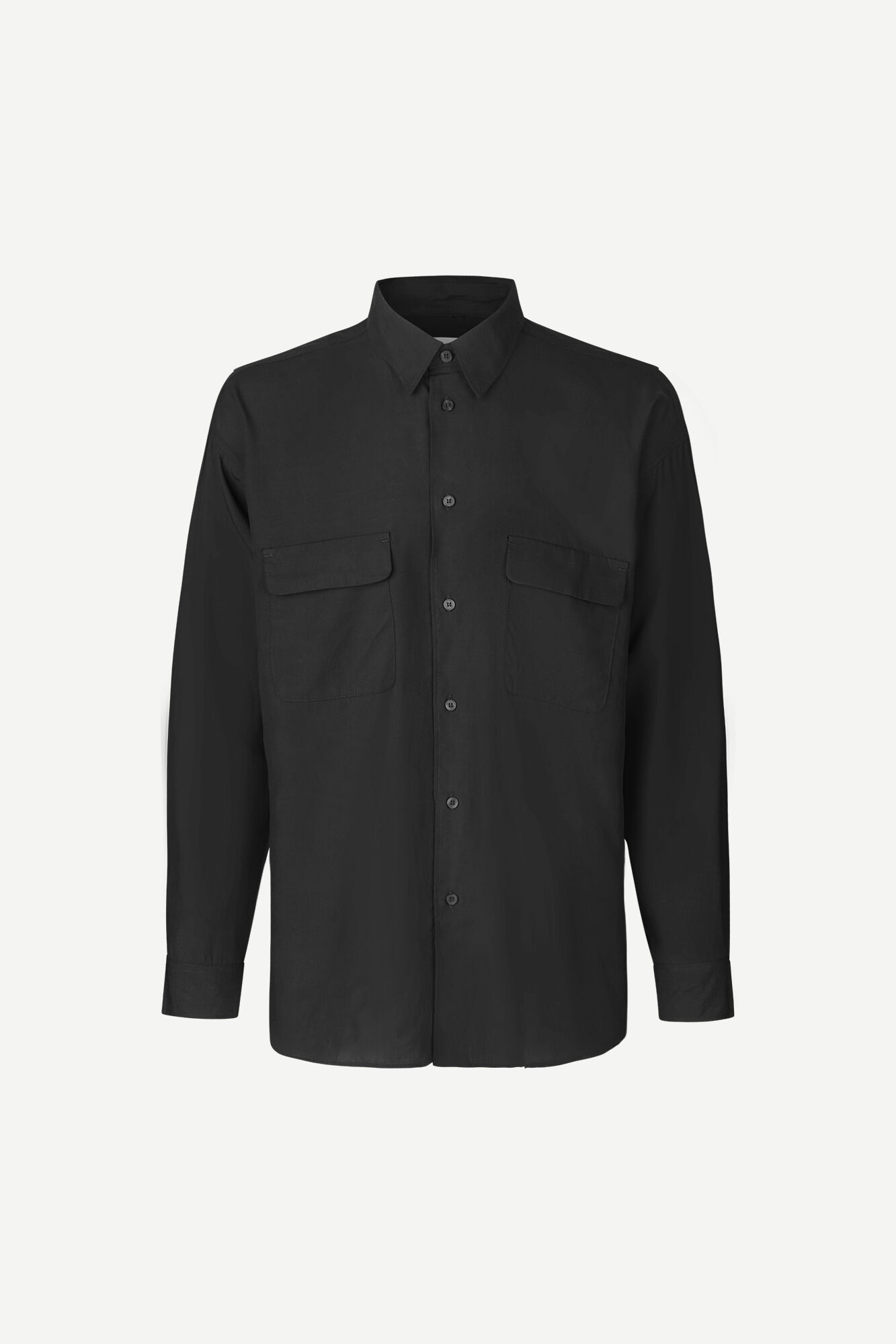 Luan H shirt 12795, BLACK