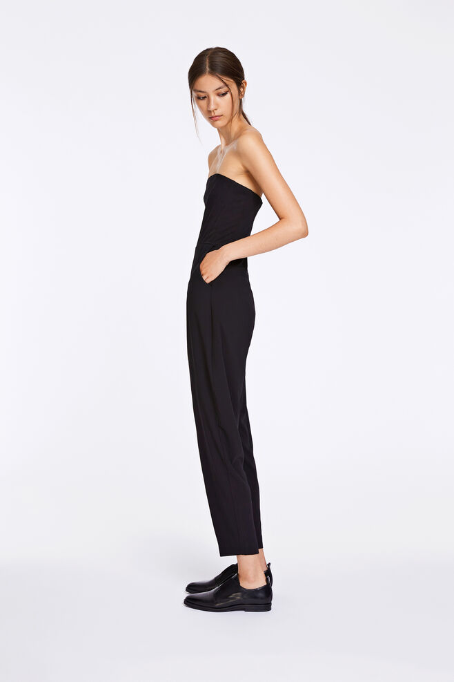 Cher jumpsuit 8340, BLACK