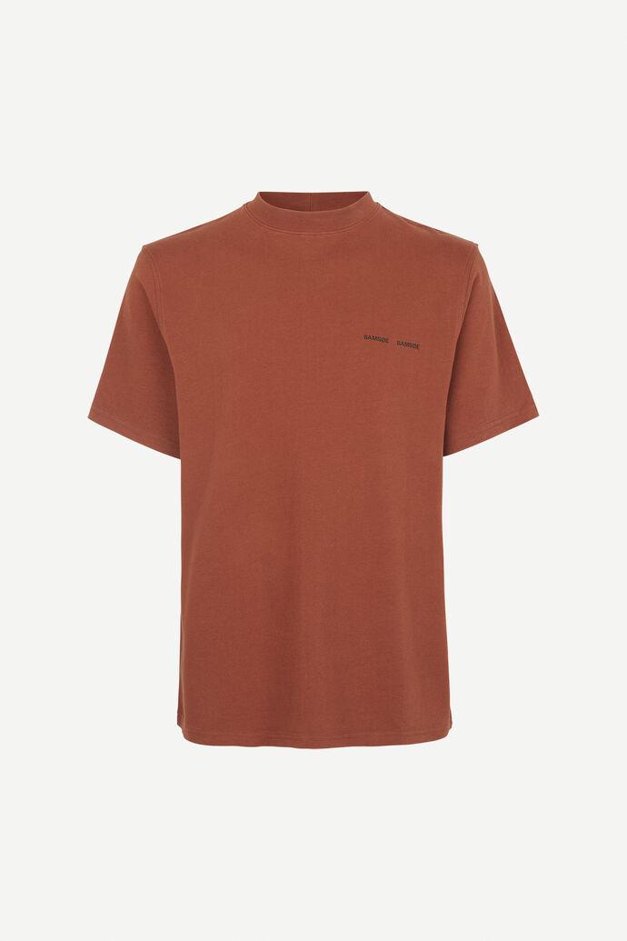 Norsbro t-shirt 6024, CINNAMON