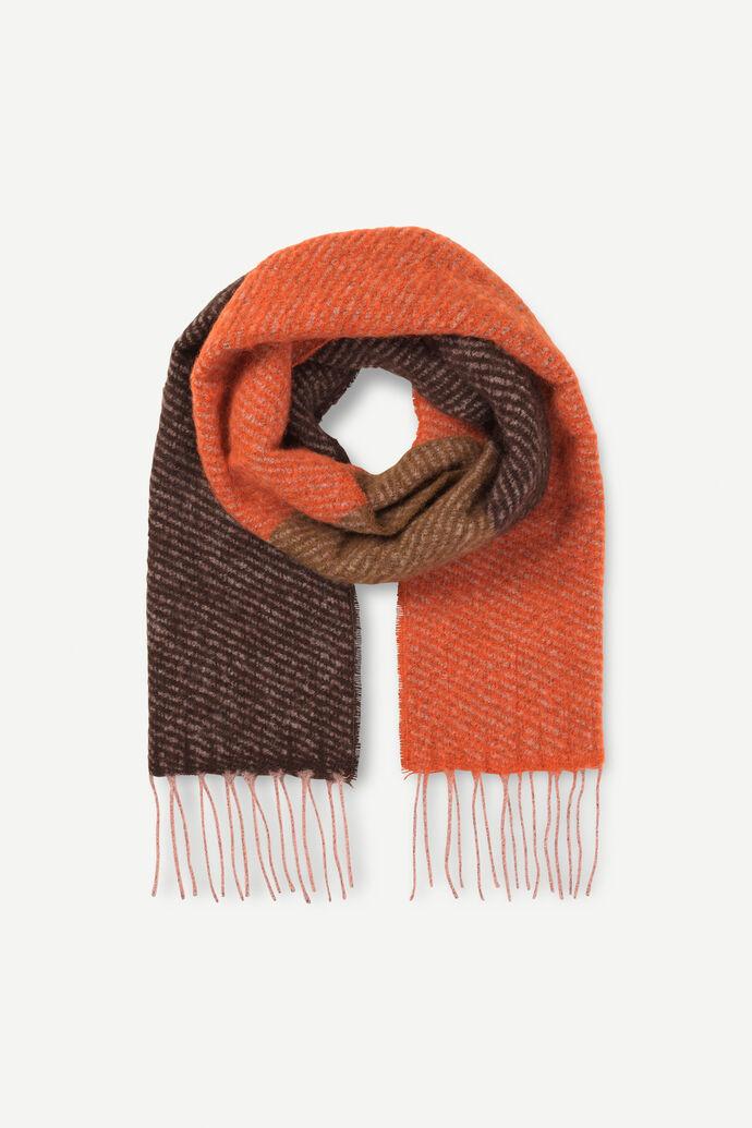 Cori scarf 14196, SPICY ORANGE numéro d'image 2