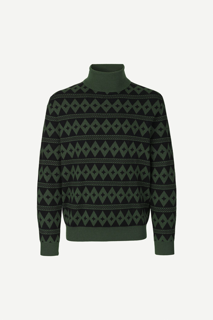 Mikel turtle neck 3111