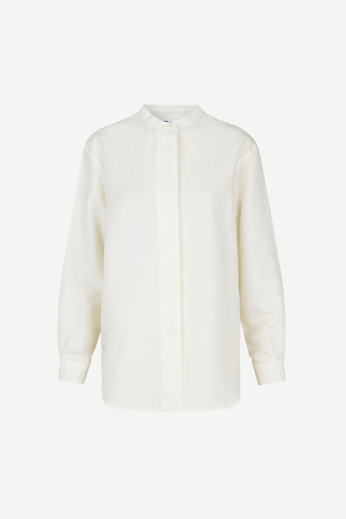 Edun shirt 11510, LILY WHITE