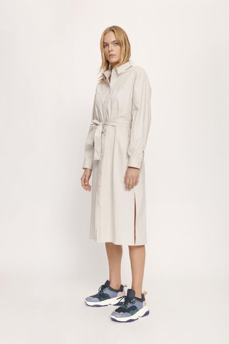 Cora shirt dress 10783