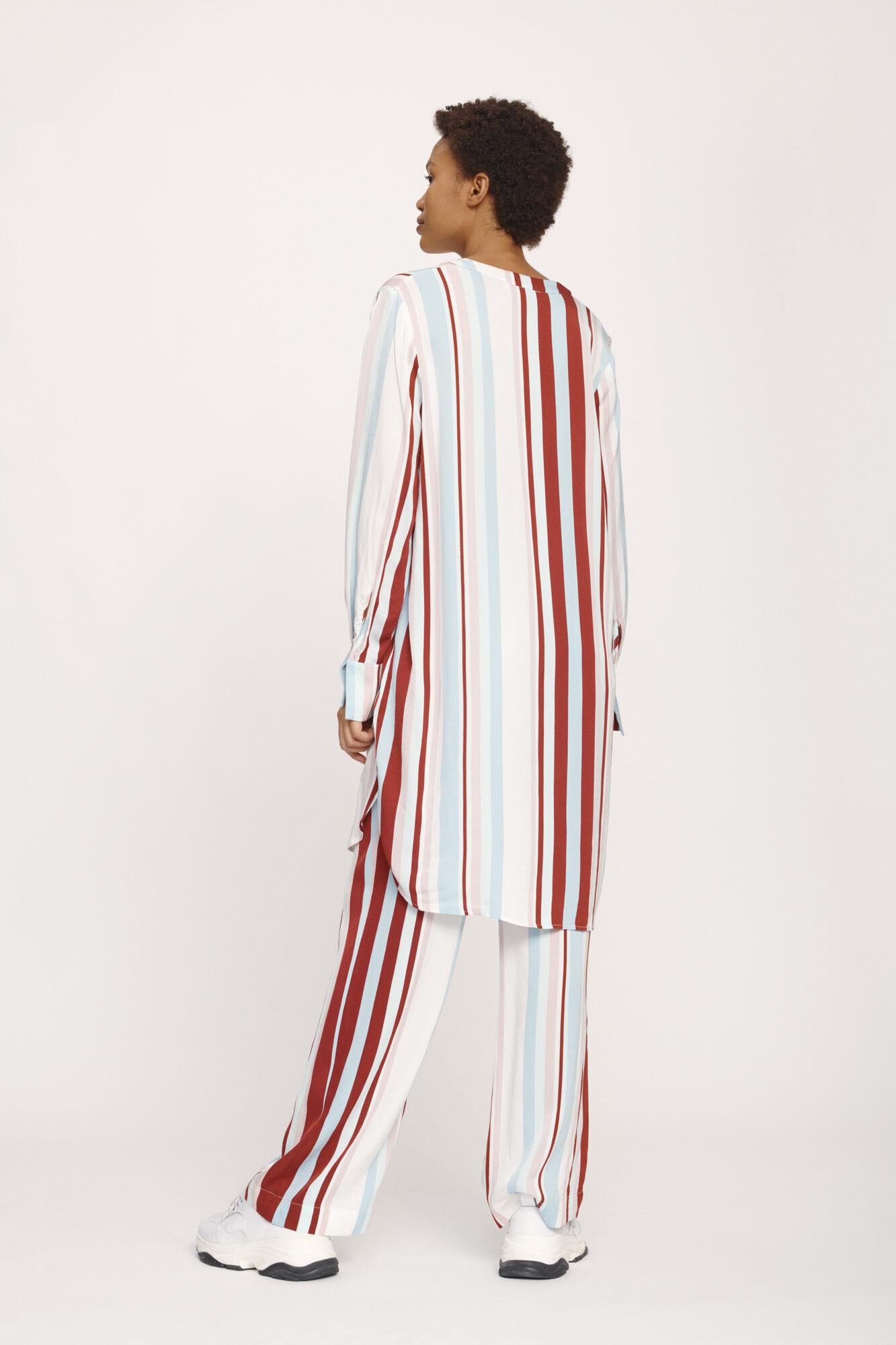 Hamill vn dress aop 8325