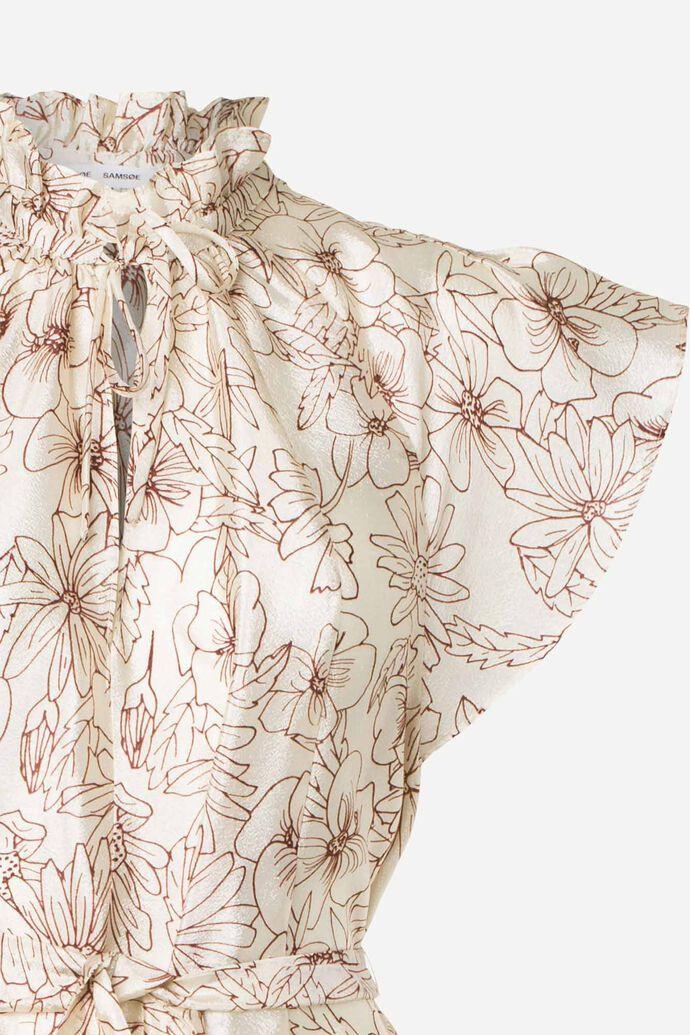 Karookh long dress aop 11244 image number 2