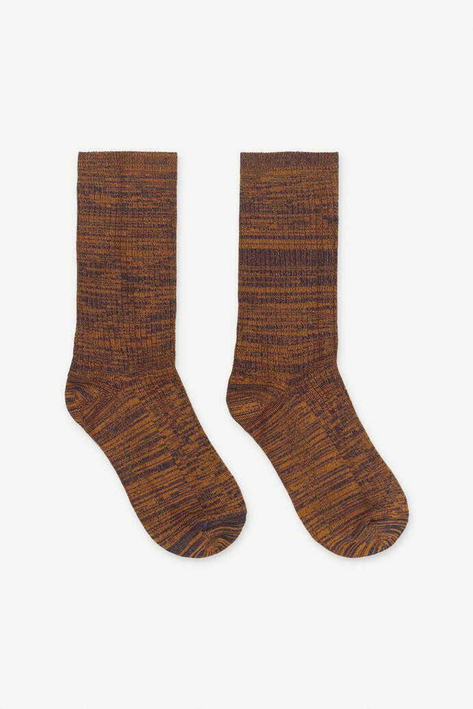 Botrall socks 11169, ORANGE NAVY