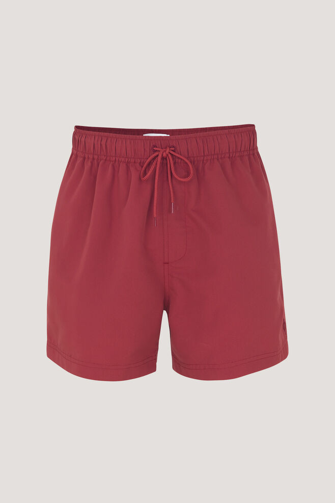 Mason swim shorts 6956, BRICK RED