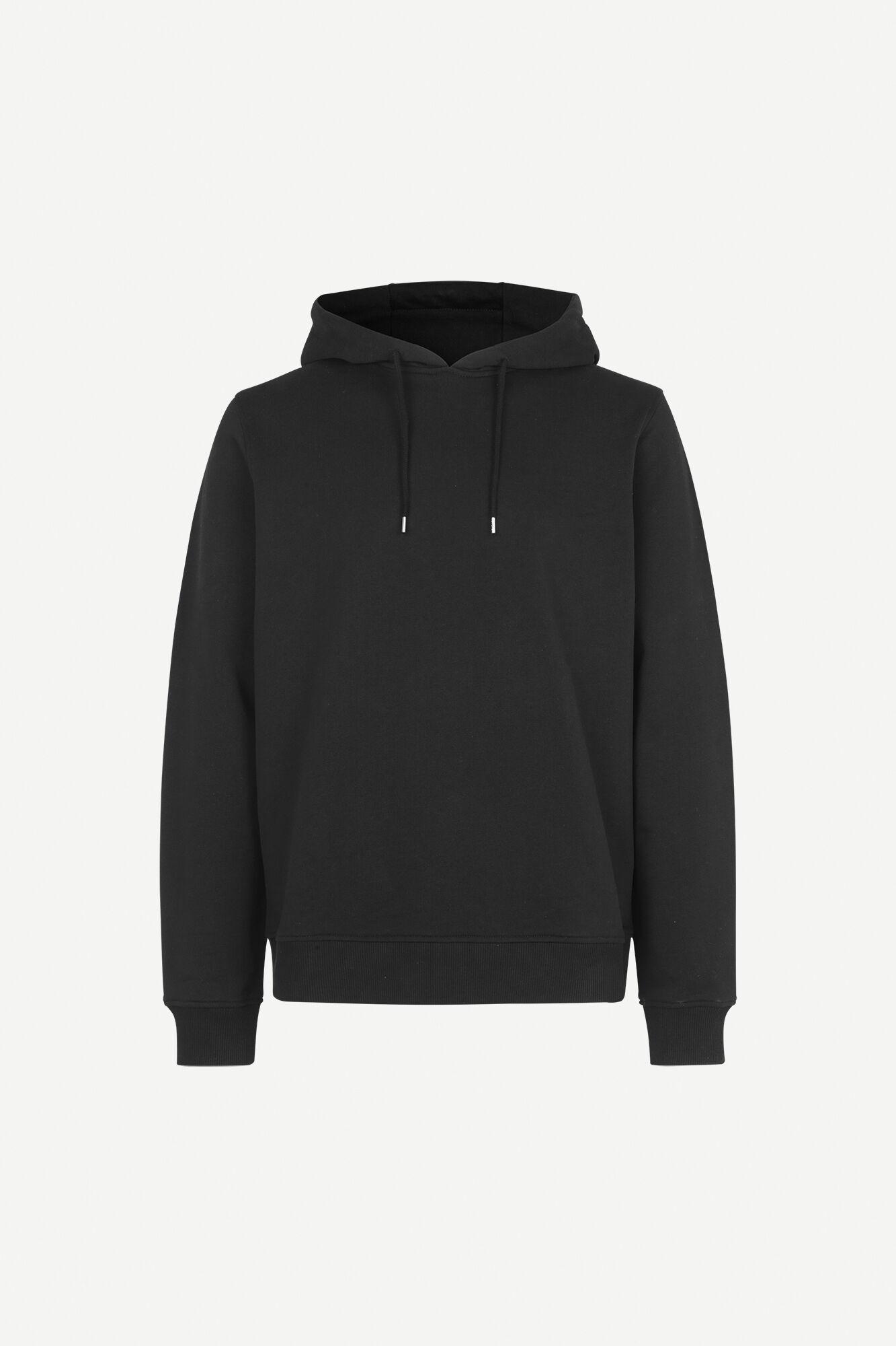 Hugo hoodie 11414, BLACK