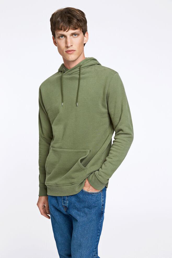 Leeson hoodie 9461, THYME