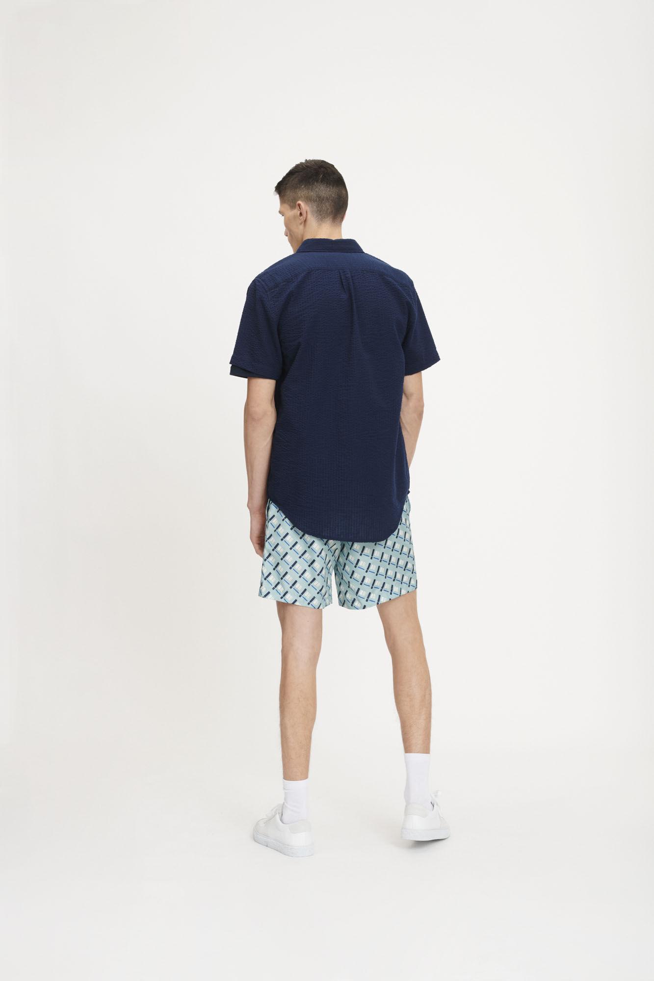 Hejls swim shorts aop 10937