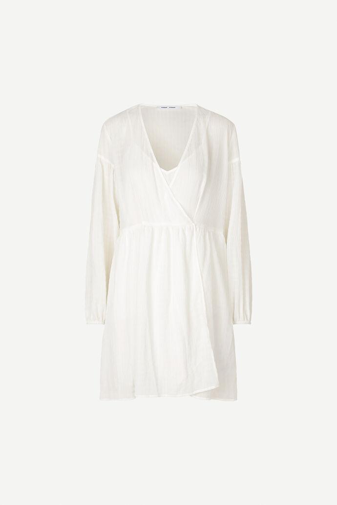 Jolie short dress 11156, CLEAR CREAM