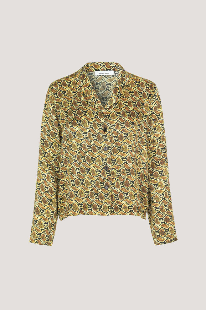 Hills shirt aop 10442