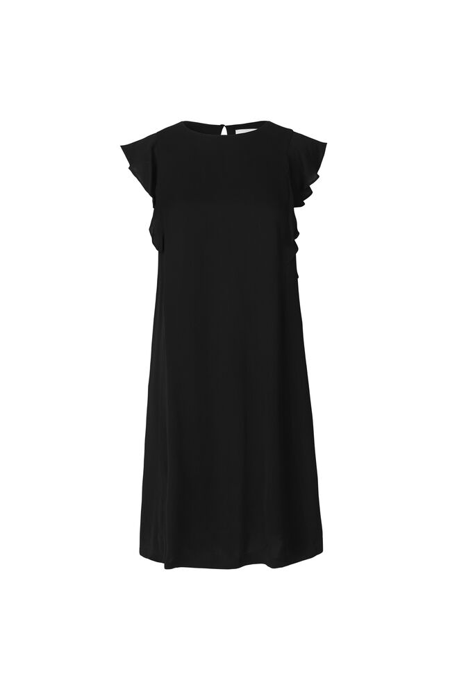Mentha s dress 6616, BLACK