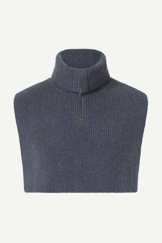 Viktor half zip scarf 12758