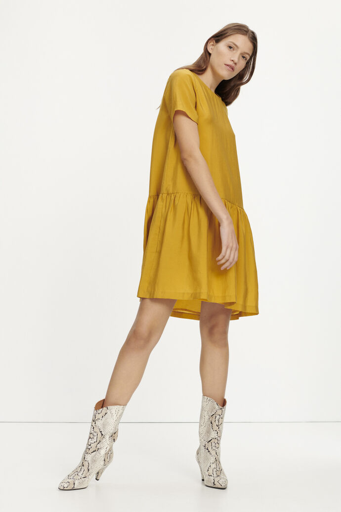 Mille ss dress 11465, HONEY