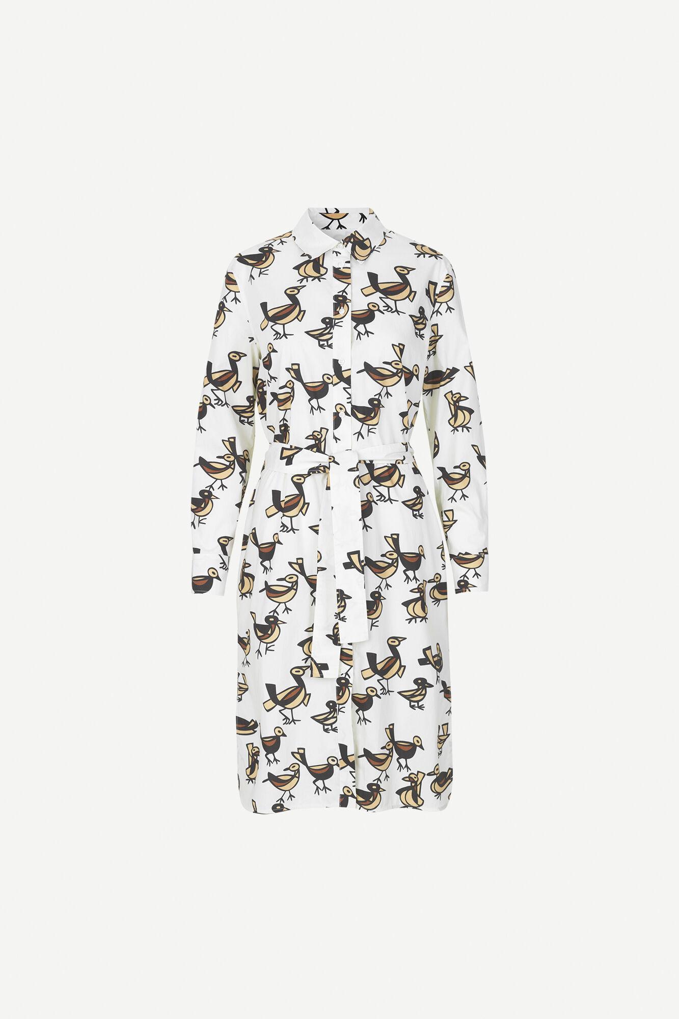 Katla shirt dress aop 11332