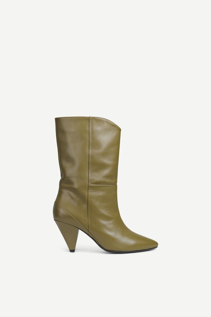Myral boot 11399, GREEN KHAKI