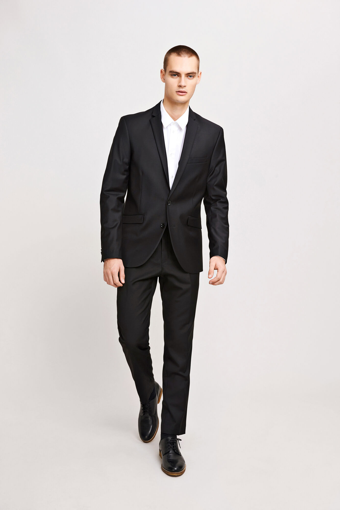 Louis blazer 3806, BLACK