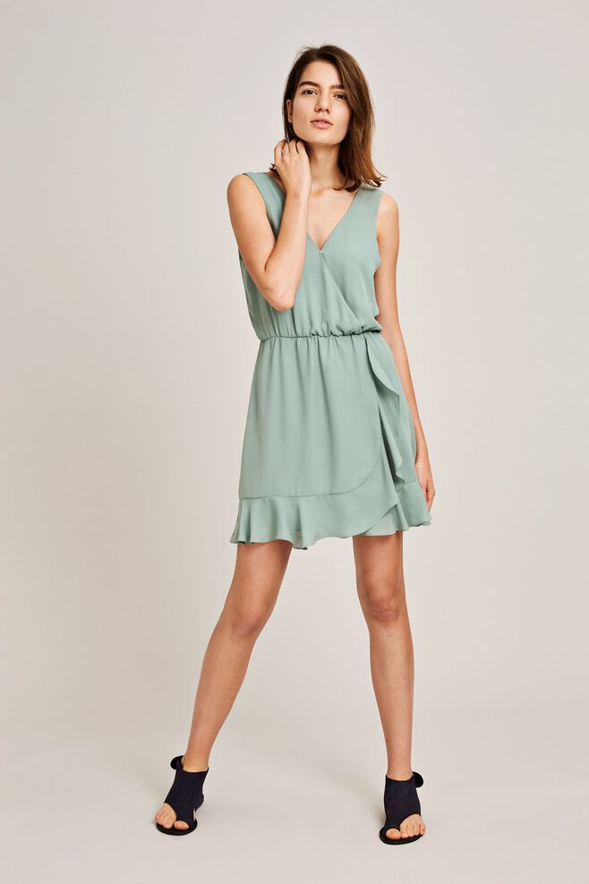 Limon s dress 6891, CHINOIS GREEN